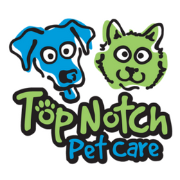 Top Notch Pet Sitting Services Logo